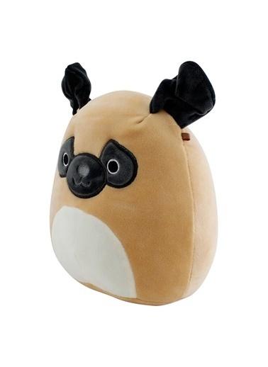 Neco NECO TOYS Pug Squishmallows Peluş Oyuncak 20 cm Renkli